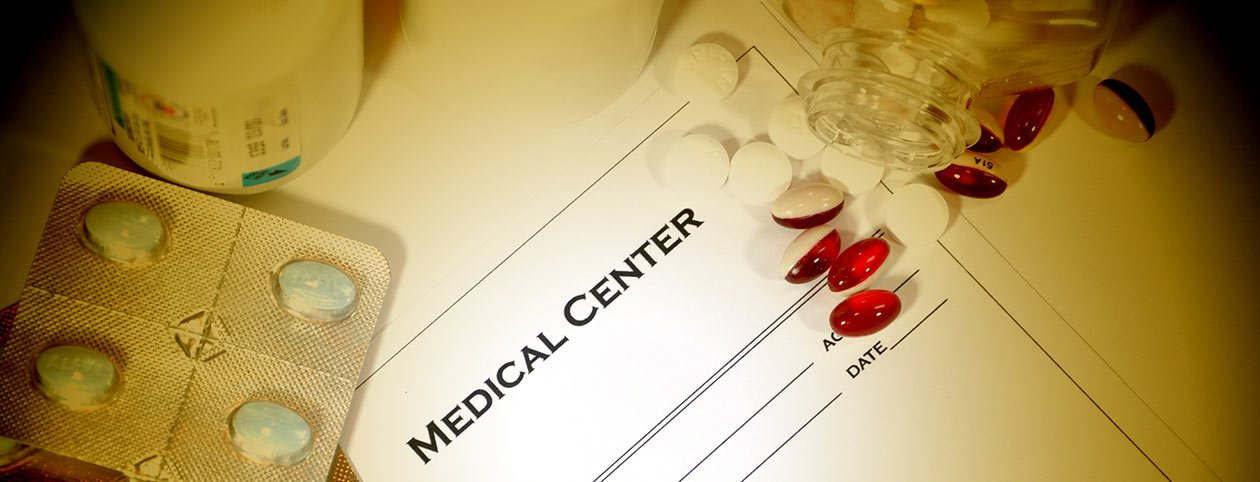 Prescription pad for alcohol detox drugs