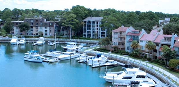 Facilities at Living in Fitness on Hilton Head Island in South Carolina