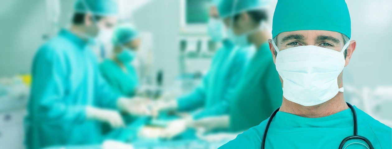 Surgeon for different types of bariatric surgery