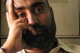 Man contemplating his bipolar disorder