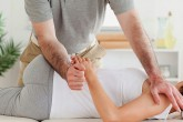 Best chiropractor in seattle stretching patient