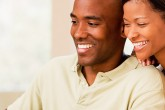 Couple looking up does marriage counseling work statistics