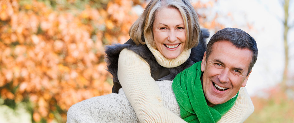 Couple happy after going to best marriage counseling therapists in Denver