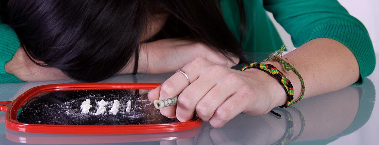 Cocaine overdose signs
