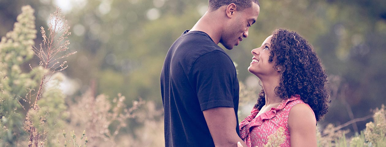 Engaged couple asking-premarriage counseling questions