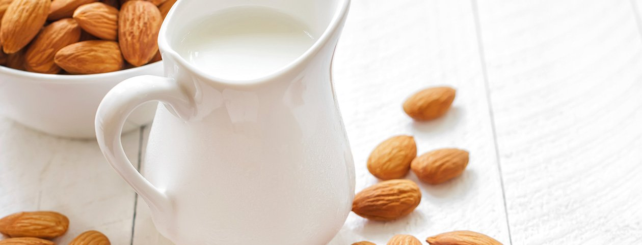 Health benefits of Almond Milk Superfood for skin