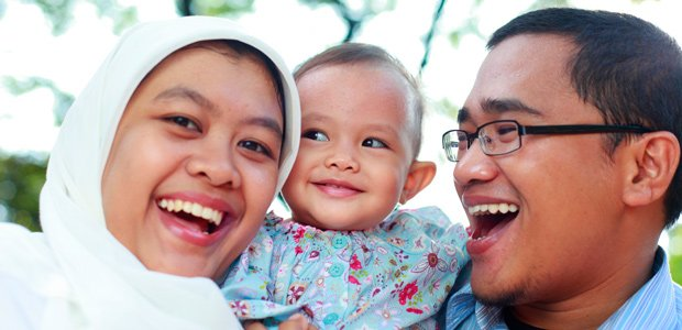 Indonesian-muslim-couple