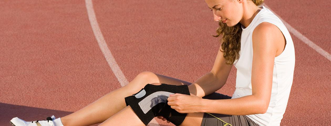 Knee pain when bending knee or leg