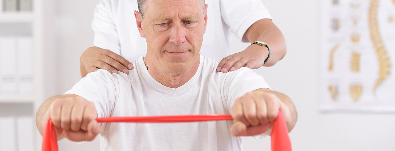 Man who minimized the cost of physical therapy