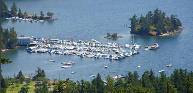 Orcas Island, Washington location of one of the best marriage counseling retreats