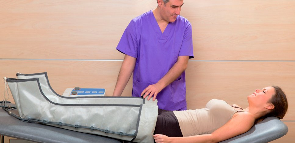 Woman who used cost of physical therapy guide