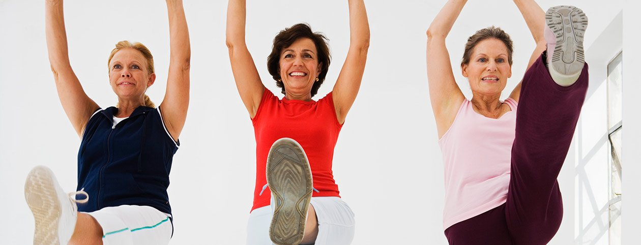 Women trying best ways to lose weight
