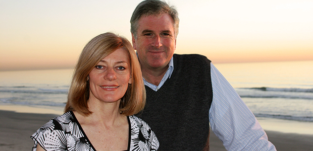 Gerry & Margo: Life Retreats founders