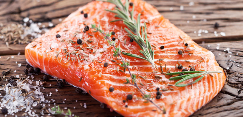 how to get the most nutrition out of salmon seasoned