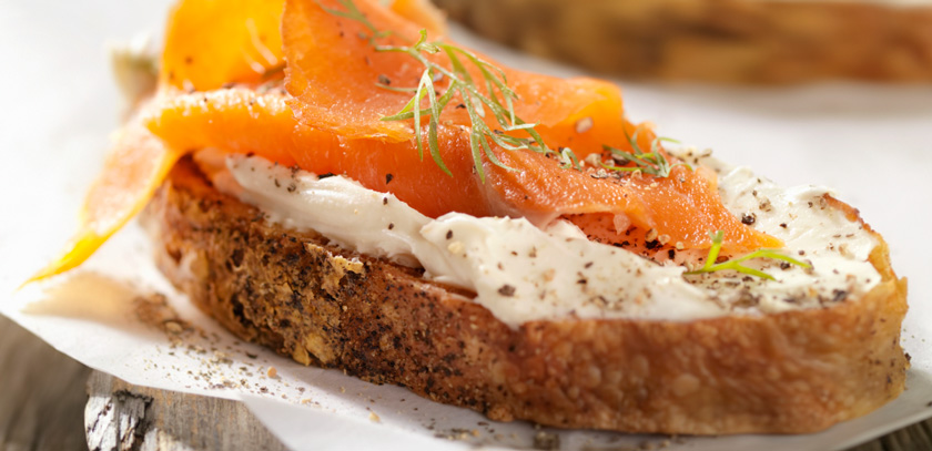 how to get the most nutrition out of salmon smoked