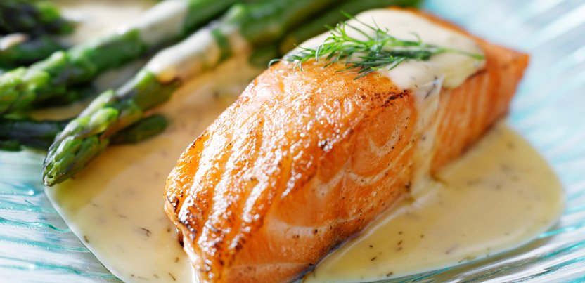 how to get the most nutrition out of salmon with sauce