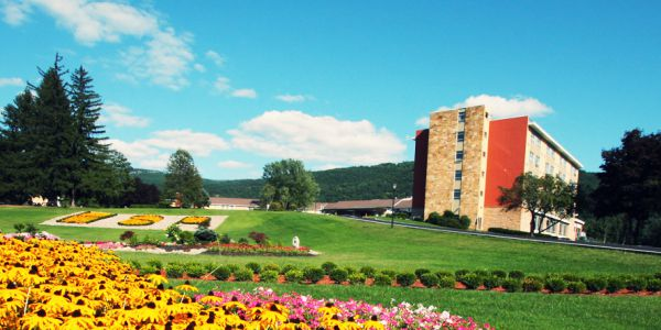 Shane Diet & Fitness Resort in Catskill Mountains