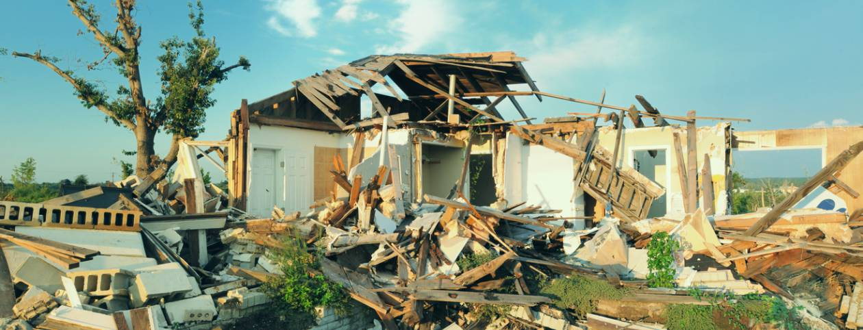 Suffering from PTSD after home destroyed from tornado in Georgia