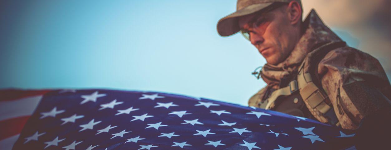 War veteran in Georgia getting treatment for PTSD